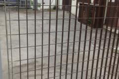 Pulizia-cancello-prima